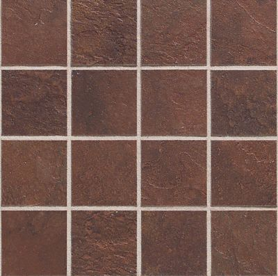Daltile Continental Slate Indian Red  Mosaic CS5133MS1P