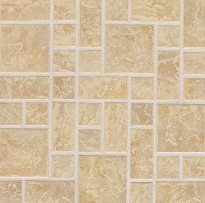 Daltile Continental Slate Persian Gold Random Block Mosaic Gold/Yellow CS54BLRANDMSC1P