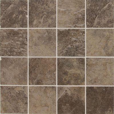 Daltile Continental Slate Moroccan Brown Mosaic Brown CS5533MS1P