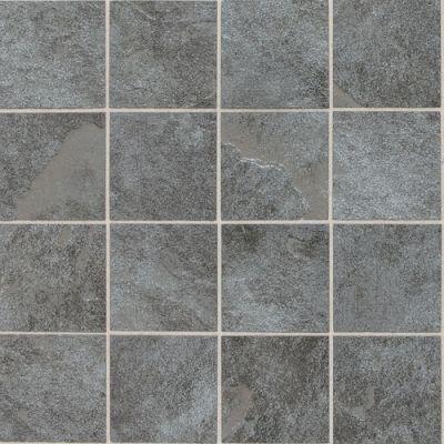 Daltile Continental Slate English Grey Mosaic CS5733MS1P