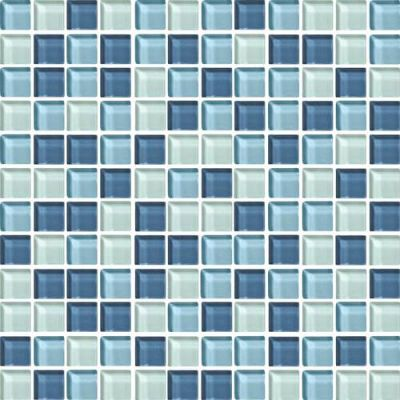 Daltile Color Wave Winter Blues Blue CW27361P
