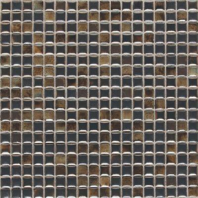 Daltile Fashion Accents Illumini Umber 5/8 x 5/8 Mosaic F0125858MS1P