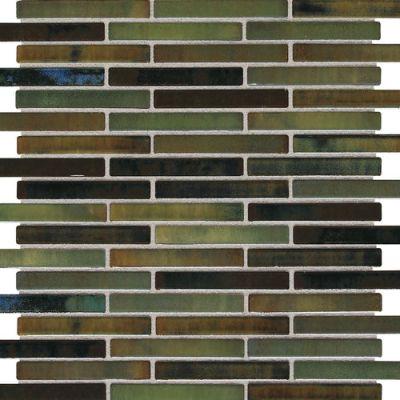 Daltile Fashion Accents Illumini Meadow 5/8 x 3 Random Mosaic F014583MS1P