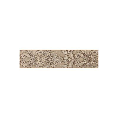 Daltile Fashion Accents Damask Dark 2 x 10 Decorative Accent FA75210DECO1P