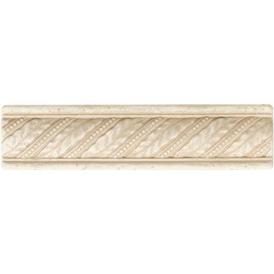 Daltile Fashion Accents Laurel Crema 2 x 8 Accent Strip FA7728DECO1P