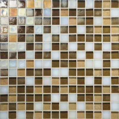 Daltile Glass Horizons Mediterranean Blend Beige/Taupe GH123434PM1P