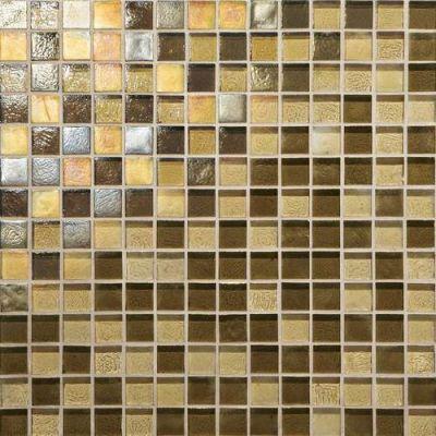 Daltile Glass Horizons Caspian Blend Brown GH133434PM1P
