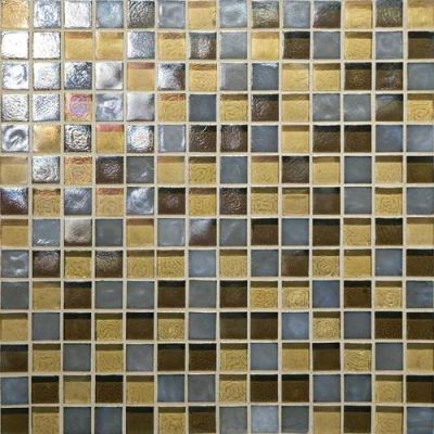 Daltile Glass Horizons Pacific Blend Brown GH143434PM1P