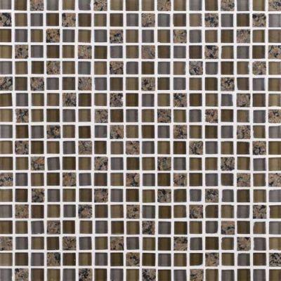 Daltile Granite Radiance Tropical Brown Blend GR635858MS1P