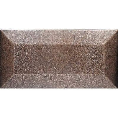 Daltile Ion Metals Antique Bronze 3 x 6 Bevel Wall Tile IM0136MODBEV1P