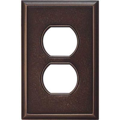 Daltile Ion Metals Antique Bronze Single Duplex Brown IM01SD1P