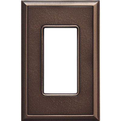 Daltile Ion Metals Antique Bronze Single GFCI IM01SG1P