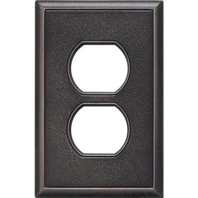 Daltile Ion Metals Antique Nickel Single Duplex IM02SD1P