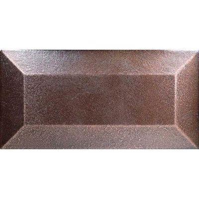 Daltile Ion Metals Oil Rubbed Bronze 3 x 6 Bevel Wall Tile IM0336MODBEV1P