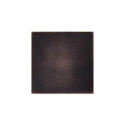 Daltile Ion Metals Oil Rubbed Bronze 4 1/4 x 4 1/4 IM03441P