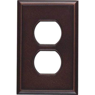 Daltile Ion Metals Oil Rubbed Bronze Single Duplex IM03SD1P