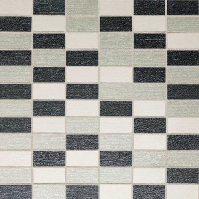 "Daltile P""zazz Cool Blend Gray/Black P26712MS1P"