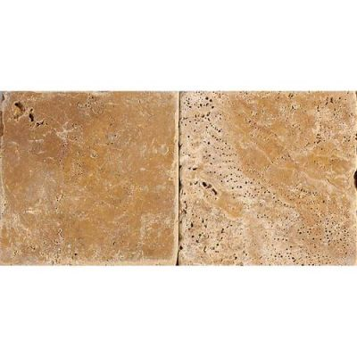 Daltile Travertine Collection Sienna (Tumbled) BE12441P