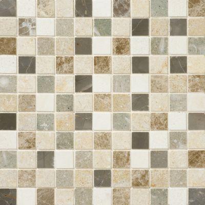 Daltile Marble Collection Brenta Blend (Honed Mosaic) DA8711MS1U