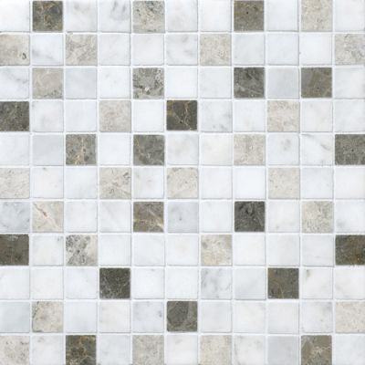 Daltile Marble Collection Tirso Blend Honed Mosaic DA8811MS1U