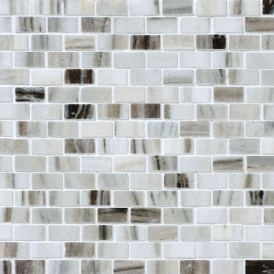 Daltile Marble Collection Panaro Blend (Brickjoint Polished) DA90581BJMS1L