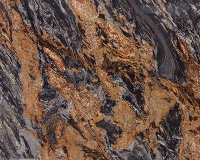 Daltile Granite  Natural Stone Slab Magma Gold G748SLAB11/41L