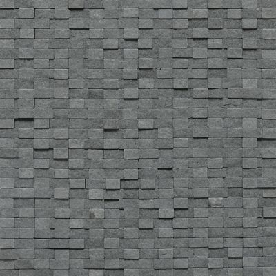 "Daltile Stone A"" La Mod Random BrickJoint Split Face Urban Bluestone L222SFRANDMS1S"