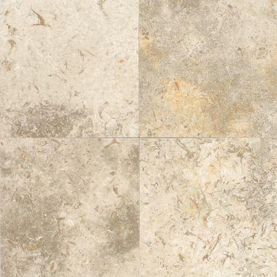 Daltile Limestone Collection Aegean Shellstone L275SLAB3/41N