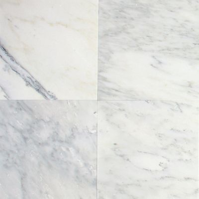 Daltile Marble Collection First Snow (Polished and Honed) M19018181L