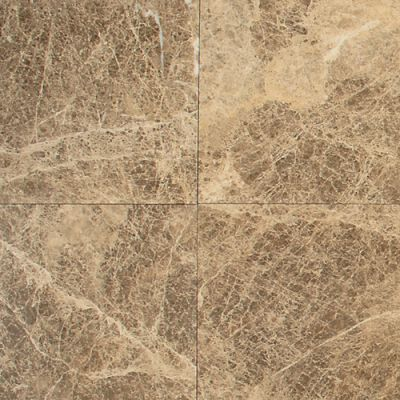 Daltile Marble Collection Emperador Light Classic (Polished) M712SLAB3/41L