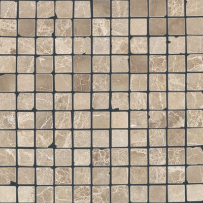 Daltile Marble Collection Emperador Light Classic (tumbled) Beige/Taupe M71211MSTS1P