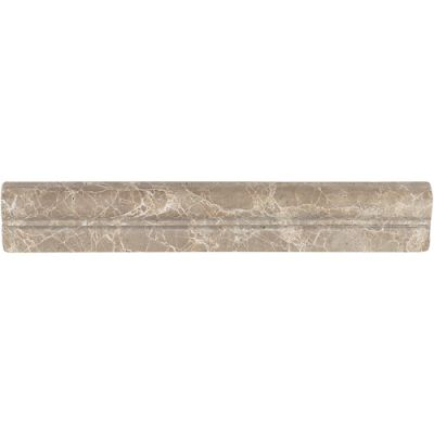 Daltile Marble Collection Emperador Light Classic (Chair Rail) M712212CR1U