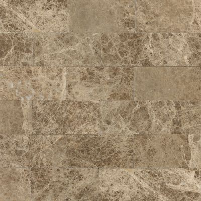 Daltile Marble Collection Emperador Light Classic (Polished and Honed) M712361L