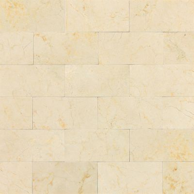 Daltile Marble Collection Crema Marfil Classico (Honed and Polished) M722361U
