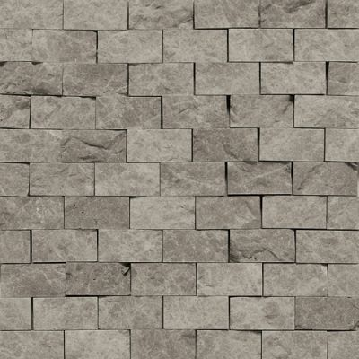 Daltile Marble Collection Silver Screen (Split Face) M74412SF1S