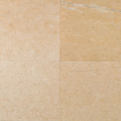 Daltile Marble Collection Champagne Gold (honed) Gold/Yellow M76016161U