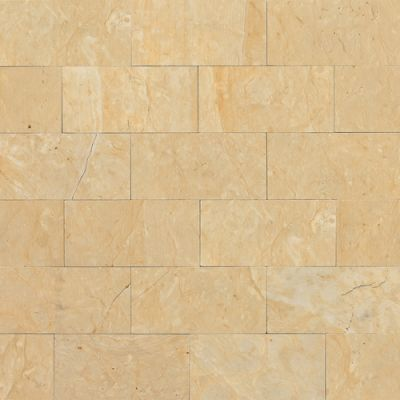 Daltile Marble Collection Champagne Gold (tumbled) Gold/Yellow M76036TS1P