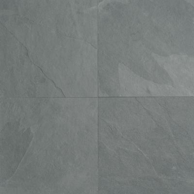 Daltile Slate Collection Brazil Grey  (Natural Cleft Gauged) S2011616X1P