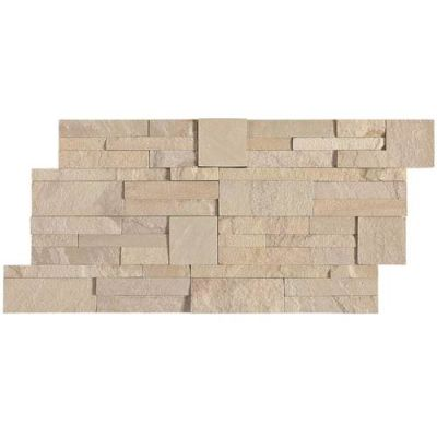 Daltile Stacked Stone Eastern Sand (Stacked Stone Natural Cleft Ungauged) S319716STACK1T