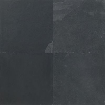 Daltile Slate Collection Brazil Black  (Natural Cleft Gauged) S7621616X1P