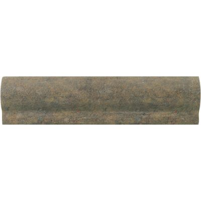 Daltile Slate Collection Indian Multicolor (Chair Rail) TS7028CR1P