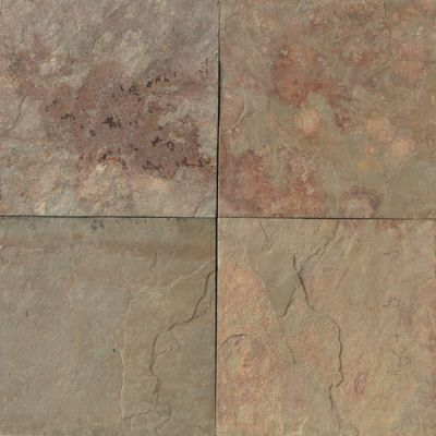 Daltile Slate Collection China Apricot  (Natural Cleft Gauged) S78216161P