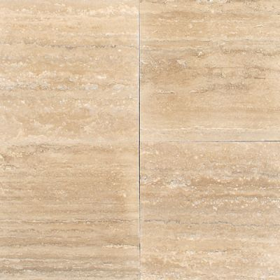 Daltile Travertine Collection Torreon Dark (veincut Polished And Honed) Beige/Taupe T190836V1U