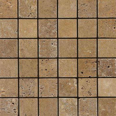 Daltile Travertine Collection Noce (tumbled) Brown T31122MSTS1P