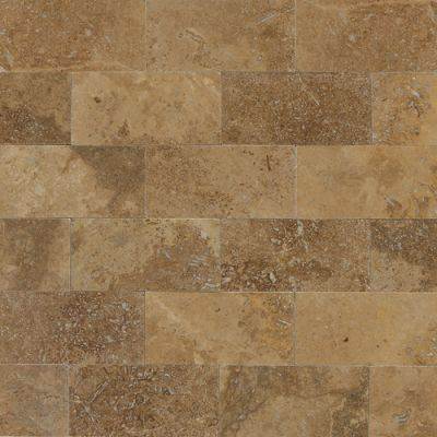 Daltile Travertine Collection Noce (Polished and Honed) T311361U