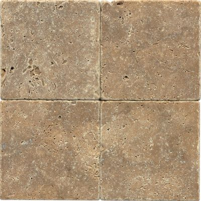 Daltile Travertine Collection Noce (Tumbled) T31166TS1P