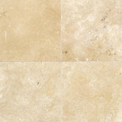 Daltile Travertine Collection Durango (honed) White/Cream T71416161U
