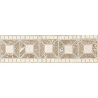 Daltile Marble Collection Emperador Light / Crema Marfil (Accent) TS97311BR1P