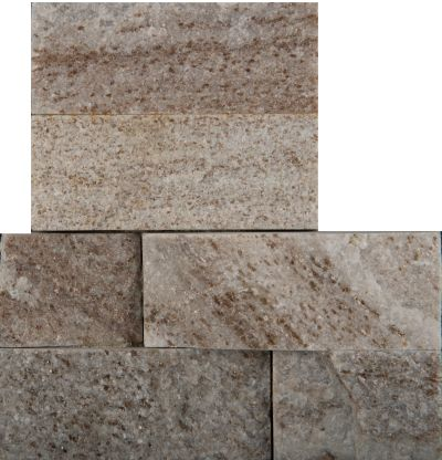 Emser Slate Cream Gold Quartzite Honed Cream Gold S05SL84CRCRNSET