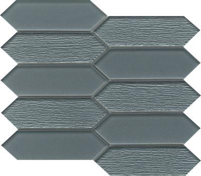Emser Picket Glass Gloss Blue W13PICKBL1011MO